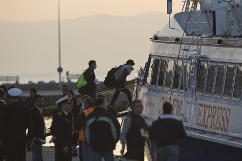 Greece May Have Deported Some People 'By Mistake — UN Refugee Agency