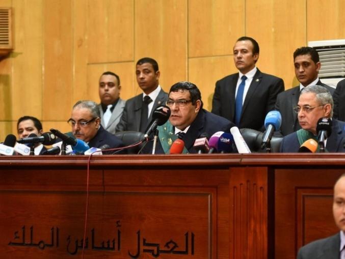 Mısır ve Katar ülkeleri Mursi'ye müebbet kararı yüzünden birbirlerine girdi.