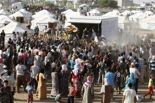 UN emergency fund allocates $15 million to support people fleeing Fallujah