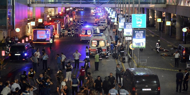 28 KILLED, 60 HURT IN TURKEY AIRPORT ATTACK