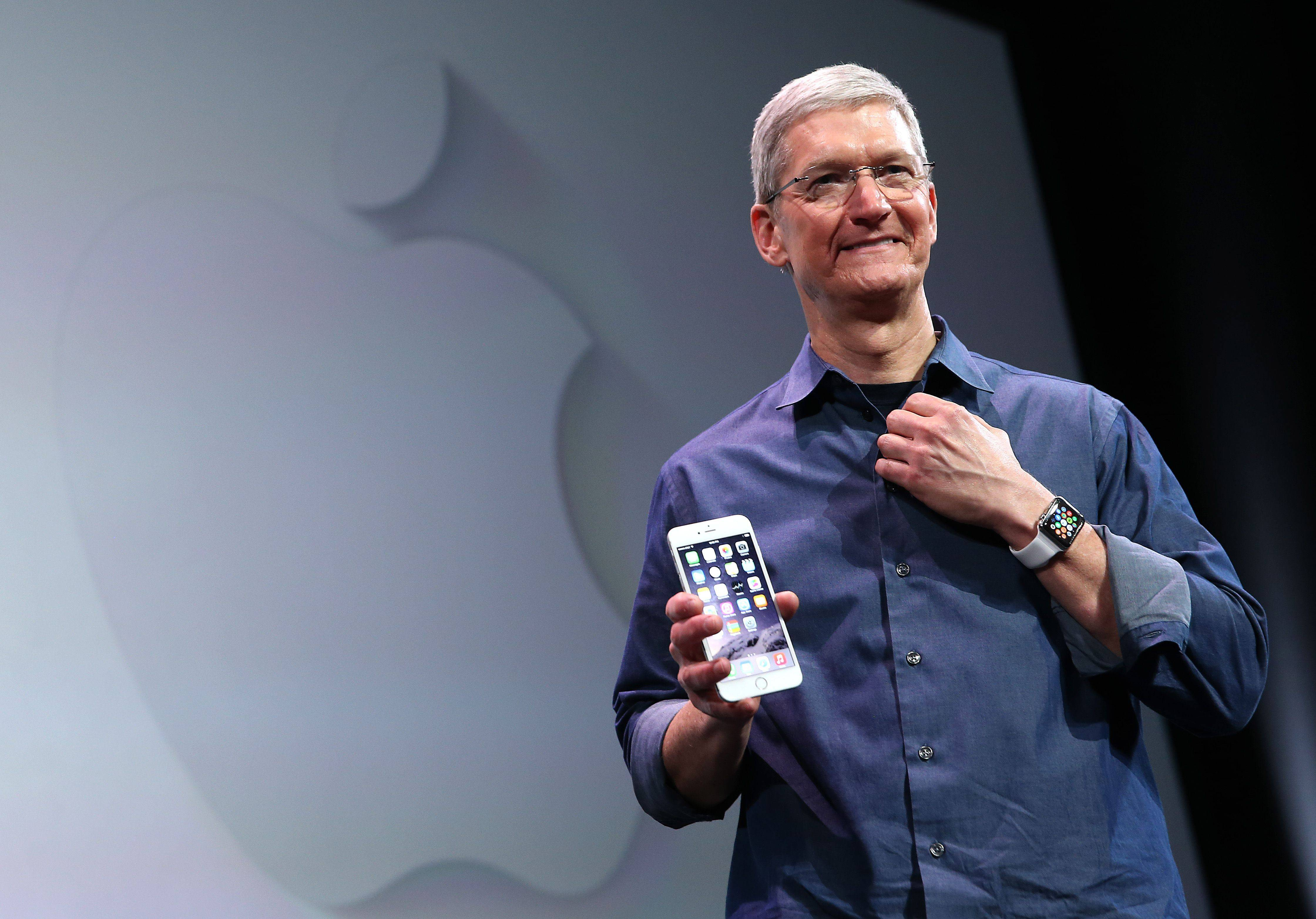 Onsuz Yaşayamam ! Apple CEO: iPhone 7 wi..