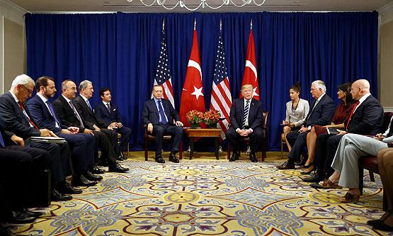 Erdoğan Dünya'nın en zor Bölgesini Yönetiyor ve O benim Arkadaşım