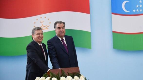 Teröre karşı Tacik - Özbek askeri tatbikatı başladı